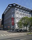 House of Terror Museum, Budapest, Hungary by Margaret  Hyde