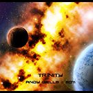 Where No Man Has Gone Before 8 - Trinity by Andrew Wells