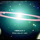 Where No Man Has Gone Before 10 - Nebula II by Andrew Wells