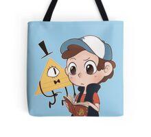 Dipper & Bill Tote Bag
