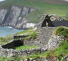 Ancient Irish Ruins by LVFreelancer