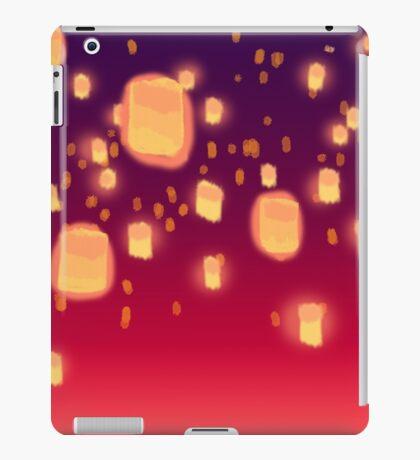 Floating Lanterns iPad Case/Skin