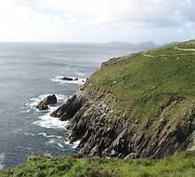 Rocky Coast of Ireland by LVFreelancer