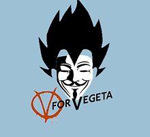 Vegeta V Unisex T-Shirt