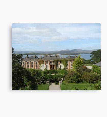 Bantry House Ireland Canvas Print