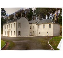Balgownie Mansion House Poster