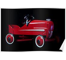 Pioneer Roadster Poster