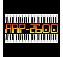 ARP-2600 Vintage Synth Photographic Print
