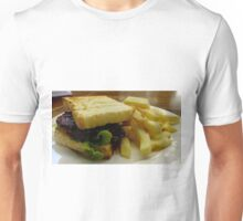 Mouth Watering Lunch Unisex T-Shirt