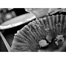 Muffin Top Photographic Print