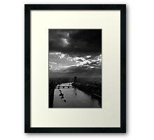 Eastenders Framed Print