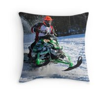 Maine 100 CIV Throw Pillow