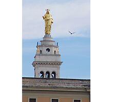 Statue - Rome, Italy Photographic Print