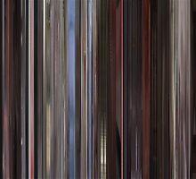 Moviebarcode: American Beauty (1999) by moviebarcode