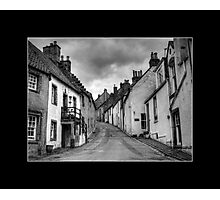Tanhouse Brae, Culross Photographic Print