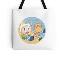 Finn & Jake Tote Bag