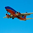 """The Captain has turned on the """"Fasten Seatbelts"""" sign. by Bryan D. Spellman"""