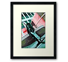 Colour Coordinate Framed Print