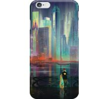 Transistor by Night iPhone Case/Skin