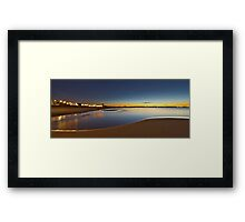 Kyeemagh Dawn Framed Print