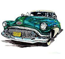 1951 Buick Photographic Print