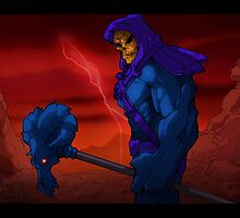 Skeletor by Rick  Marin