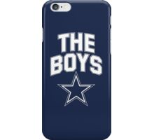 Go Cowboys! iPhone Case/Skin