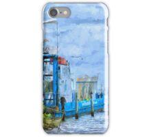 Car Ferry iPhone Case/Skin