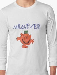 Mr Clever Long Sleeve T-Shirt