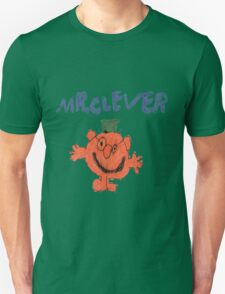 Mr Clever Unisex T-Shirt