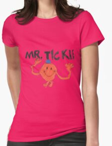 Mr Tickle Womens Fitted T-Shirt