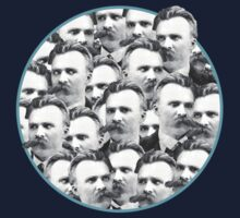 Sea of Nietzsches Kids Tee