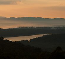Dawn in the Valley by Timo Balk