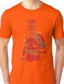 Samurai Caffe Unisex T-Shirt