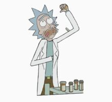 Rick and Morty-- Rick Pills by lovecooks