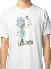 Rick and Morty-- Rick Pills Classic T-Shirt
