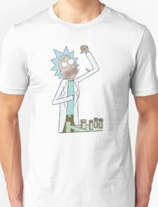 Rick and Morty-- Rick Pills Unisex T-Shirt