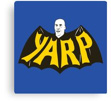 YARP Canvas Print