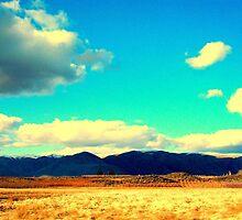Yakima Valley by Valfreyja
