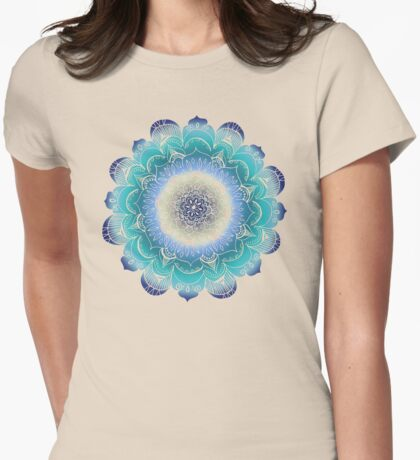 Melancholia  Womens Fitted T-Shirt