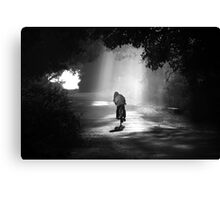 the new beginning  Canvas Print