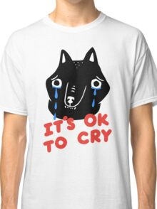 Cry, Wolf Classic T-Shirt