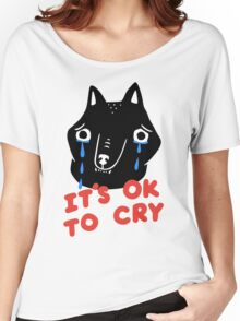Cry, Wolf Women's Relaxed Fit T-Shirt