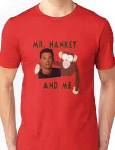 Mr. Hankey and Me Unisex T-Shirt