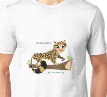 Clouded Leopard Unisex T-Shirt
