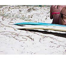 Sunday Morning, Currumbin Beach Photographic Print