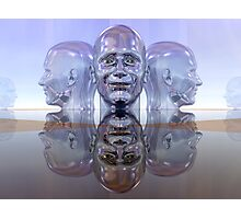 Get A Head Photographic Print