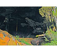 GUA 'NIAH' CAVE Photographic Print