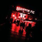 Brighton Pie by brucejohnson