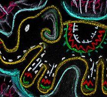 Electric Elephant by Kayleigh Walmsley